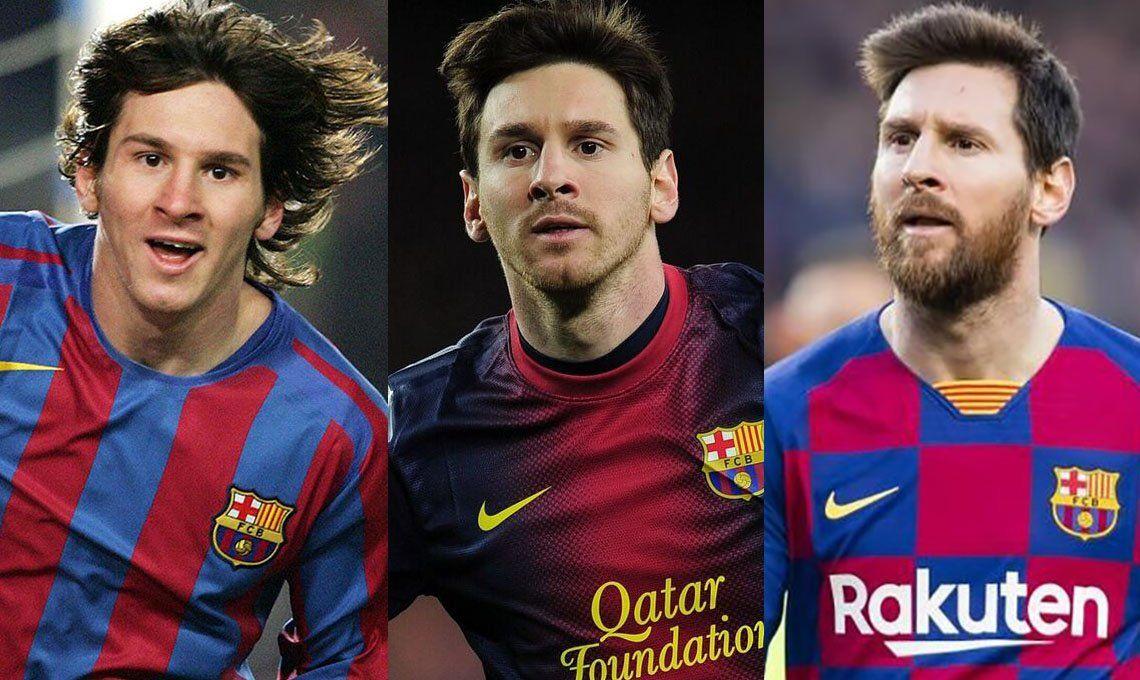 Lo que extrañará Barcelona: goles, asistencias y títulos de Lionel Messi