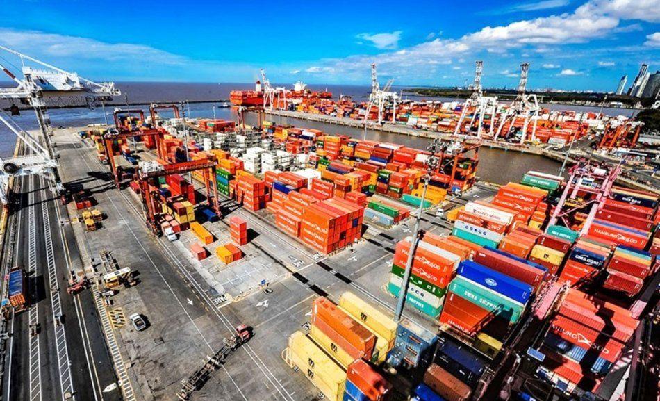 El intercambio comercial dejó un superávit de US$ 1.476 millones en julio