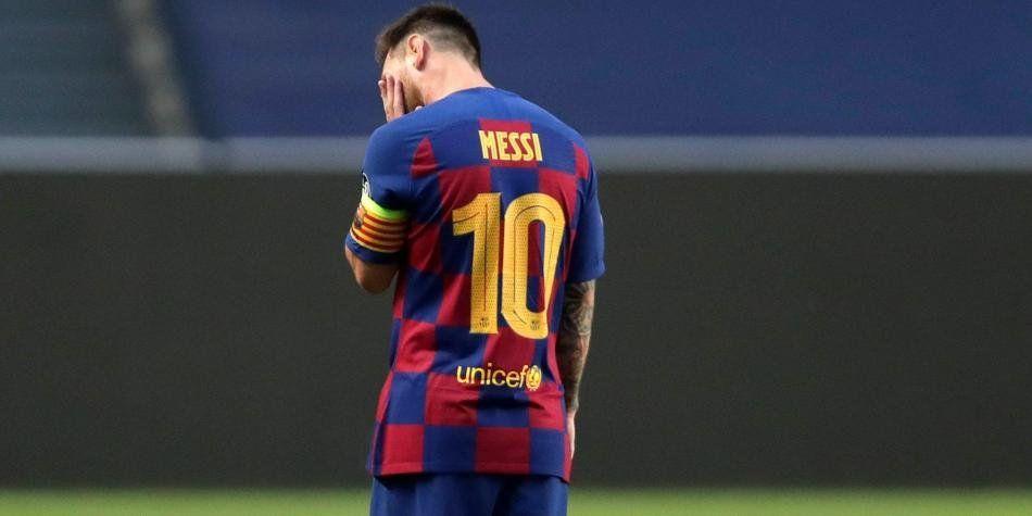 Messi: los de afuera son de palo