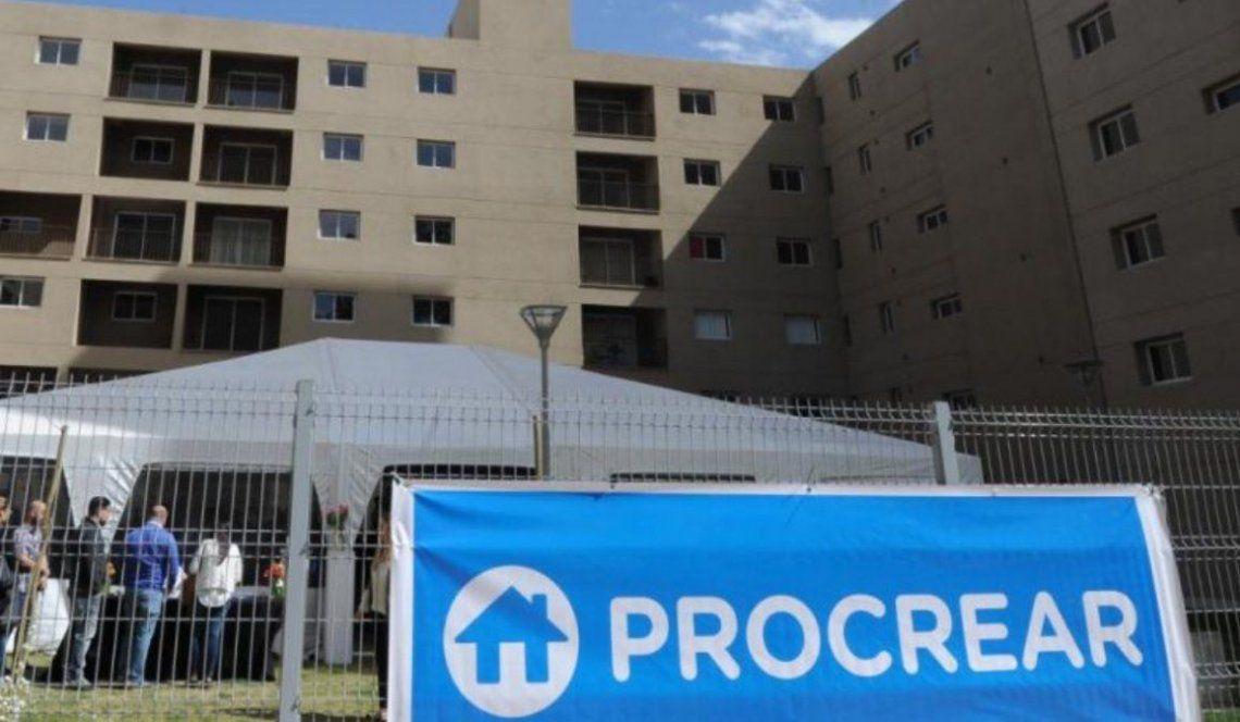 Procrear: más de 1600 familias recibieron el monto o el primer desembolso de su crédito