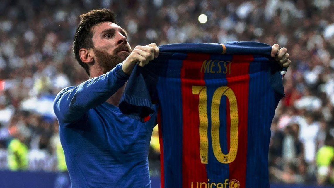 Cinco momentos mágicos e inolvidables de Lionel Messi en Barcelona
