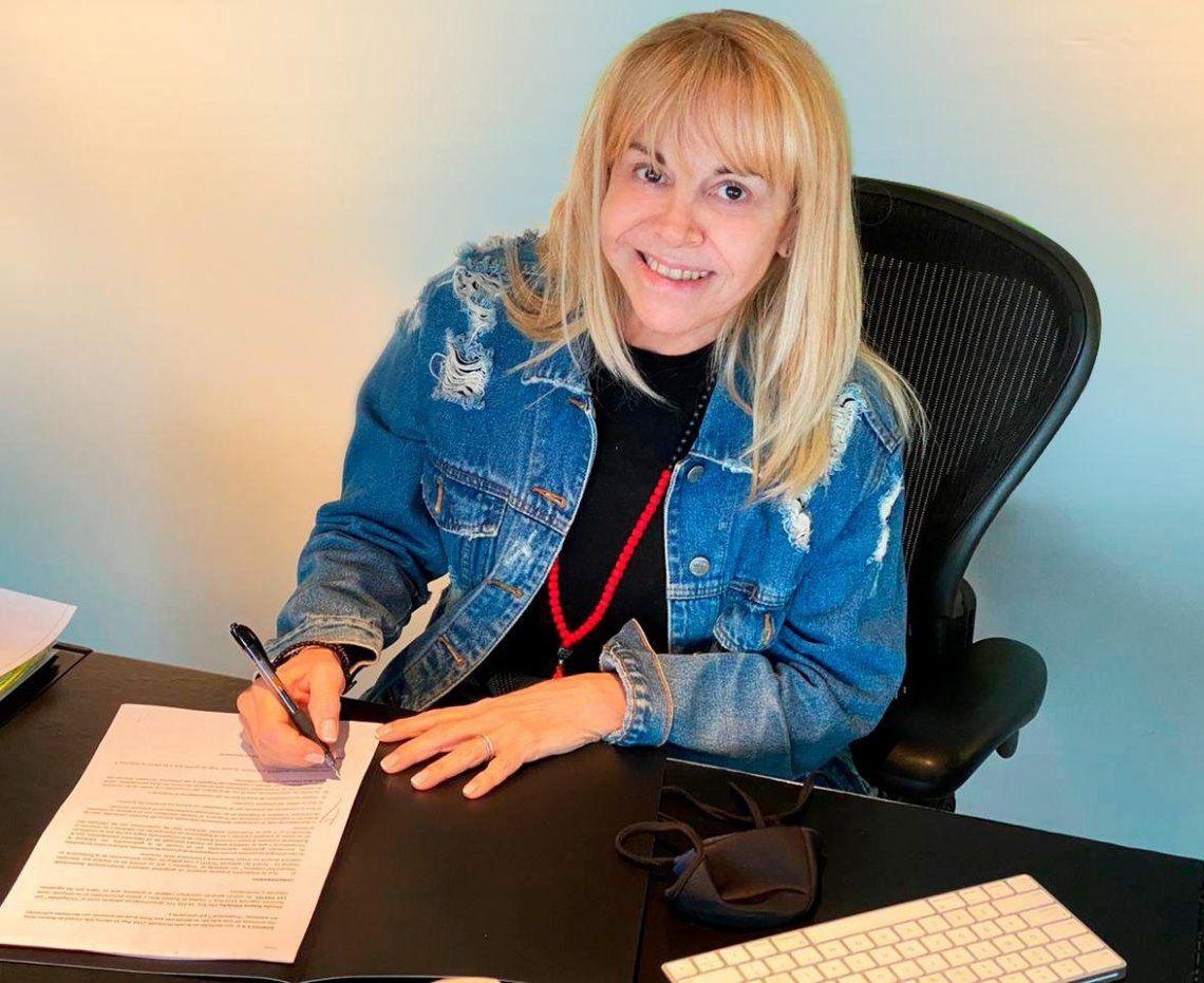 Claudia Villafañe, quinta figura confirmada para el Masterchef Celebrity