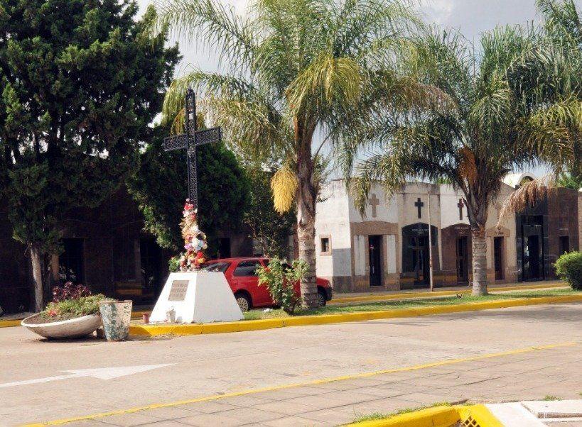 Protocolo para visitas al cementerio de Pablo Podestá