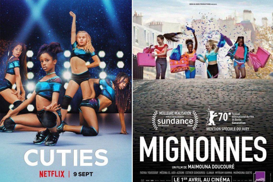 Abogado pide a la Justicia que Netflix no emita un filme que sexualiza a una niña de once años