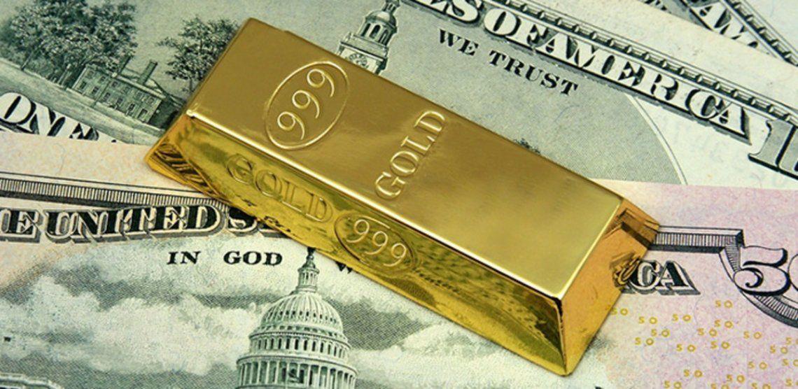 Adiós al dólar: Aseguran que vuelve el patrón oro de la mano de Rusia y China