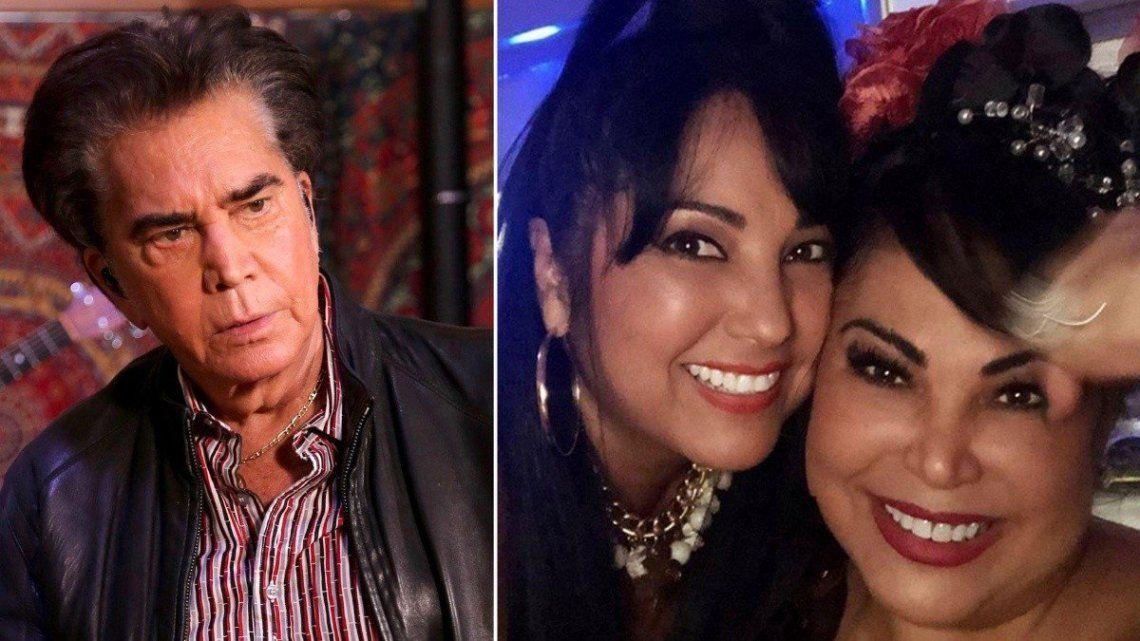 El Puma Rodríguez descartó reconciliación con sus hijas: Nos veremos en el cielo