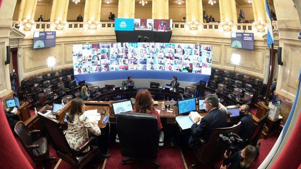 El Senado dio media sanción al proyecto de reforma de la Justicia