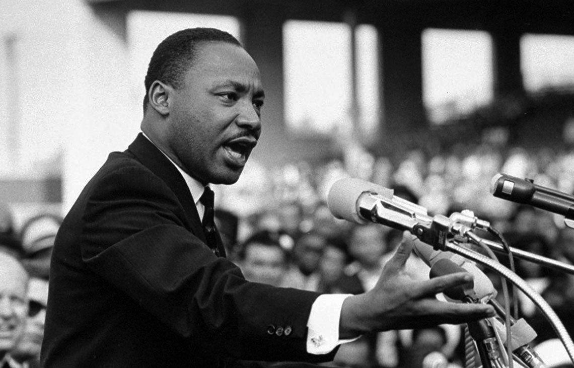 El 28 de agosto de 1963 Martin Luther King compartía su sueño de un mundo sin racismo