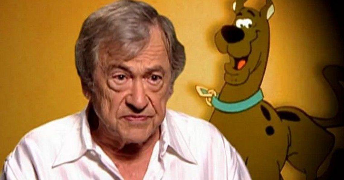 Murió el creador de Scooby-Doo, Joe Ruby