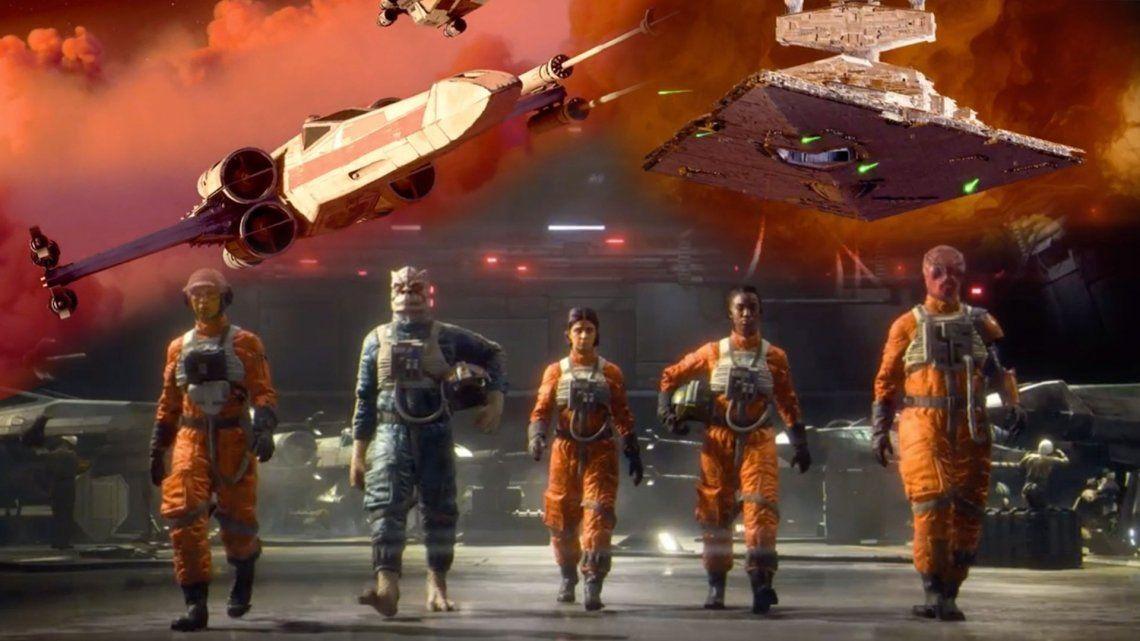 Atentos fans de Star Wars: las novedades que se suman a la franquicia