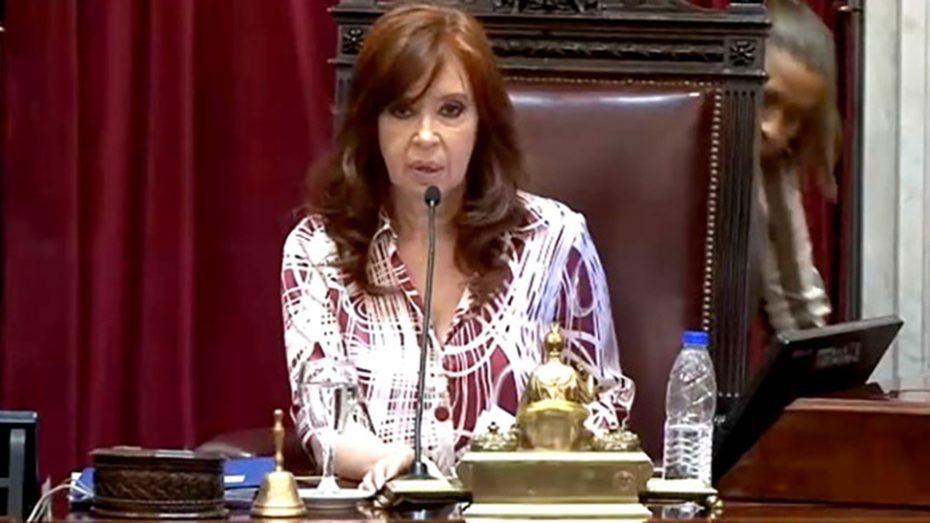 Buscaron meter presa a Cristina Fernández