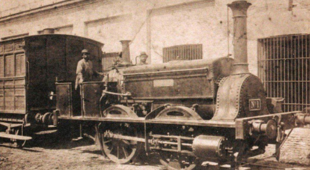 Hoy se celebra el Día de los Ferrocarriles en homenaje a La Porteña