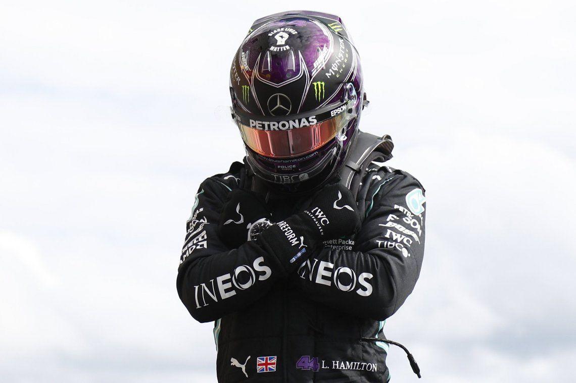 Fórmula 1: Hamilton se quedó con el Gran Premio de Bélgica y se encamina al título