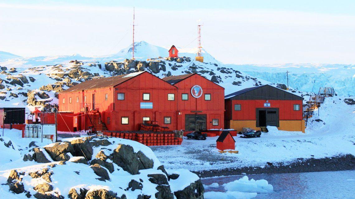 Susto en la Antártida: se registró un terremoto de 5.2 grados y las bases se encuentran en alerta