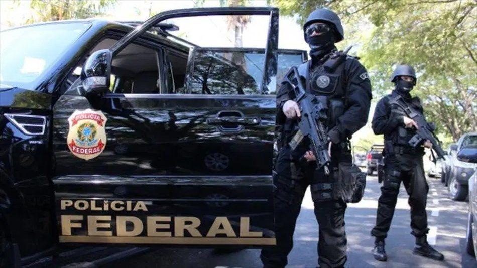 Brasil: realizan un megaoperativo contra una poderosa banda delictiva