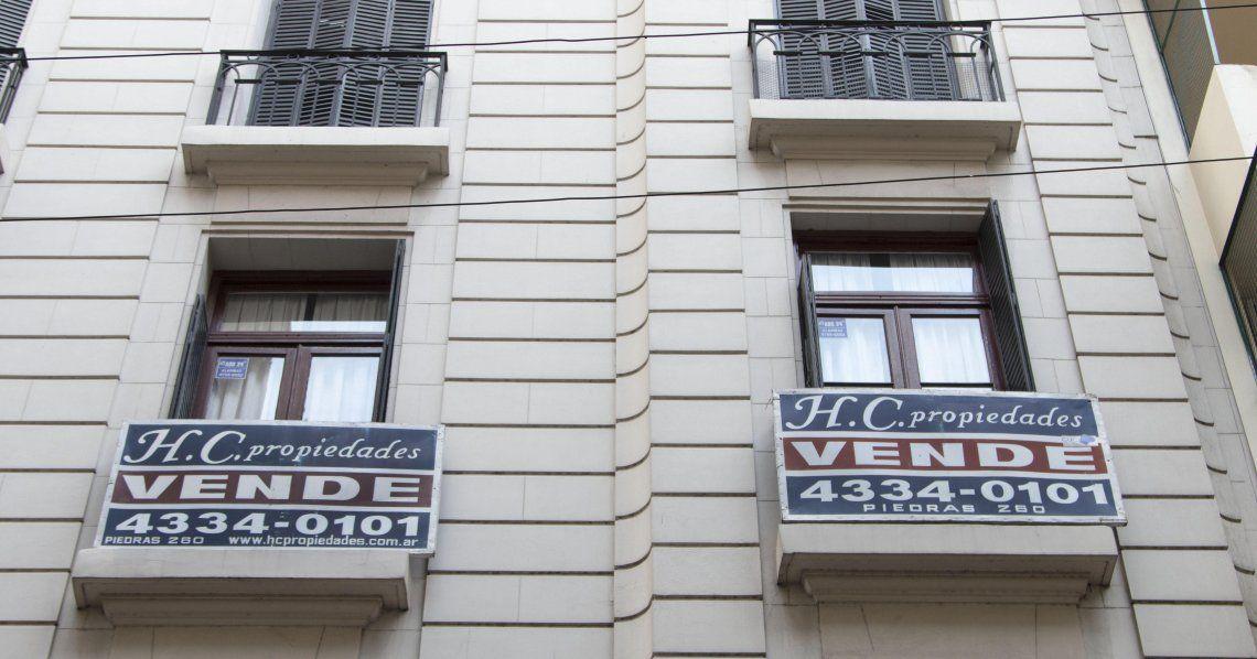 Ciudad de Buenos Aires: caen las escrituras.