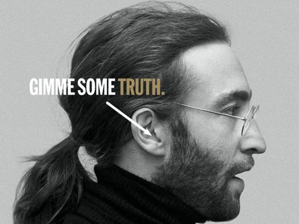 Lanzarán una colección de lujo con clásicos de John Lennon a 80 años de su nacimiento
