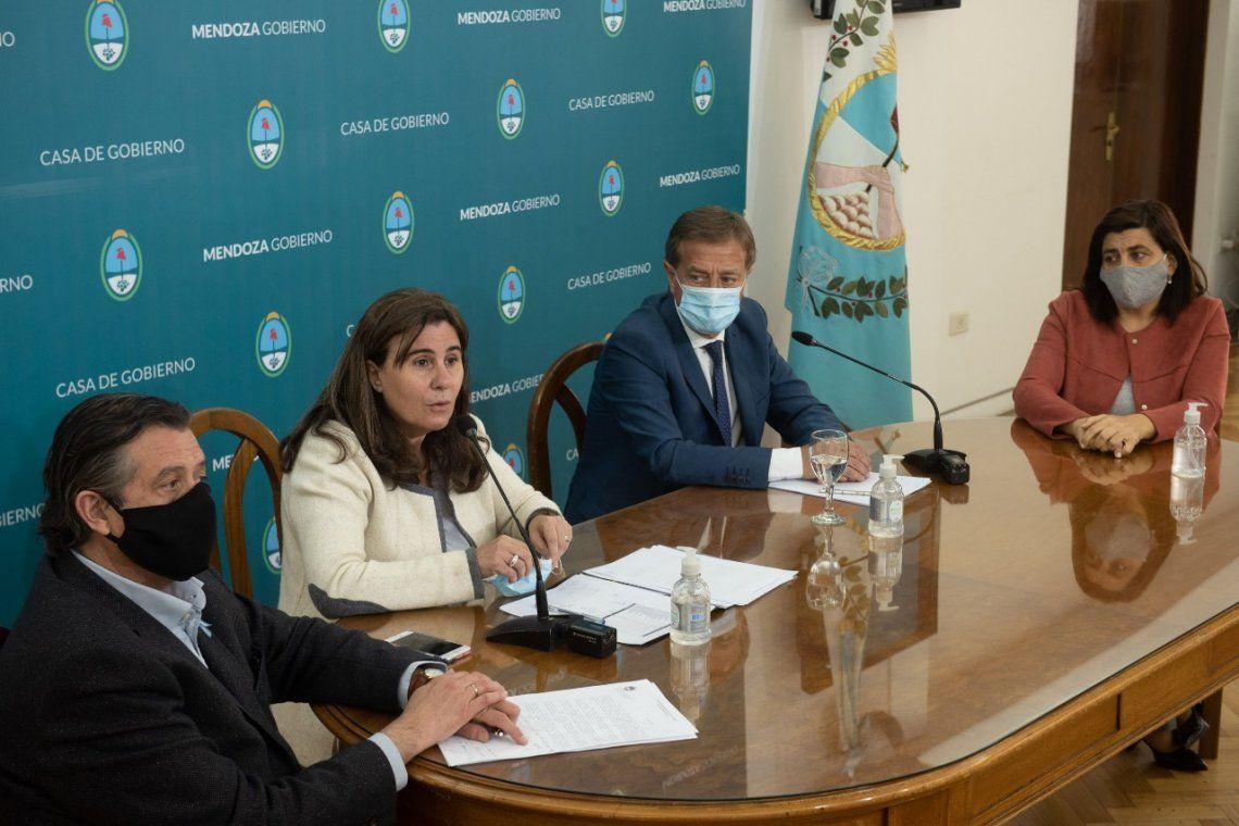 Mendoza: restringen bares, restaurantes, clubes y templos hasta el 22 de septiembre