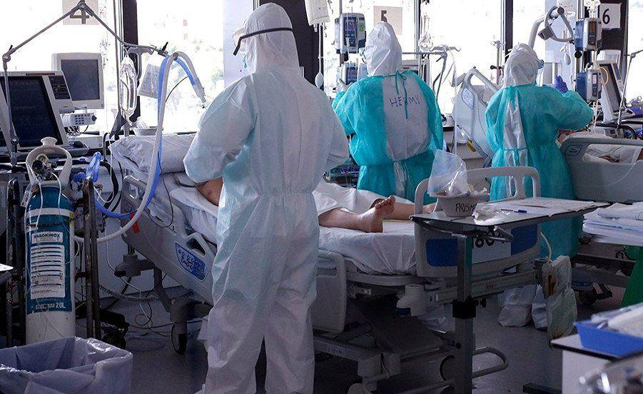 Preocupación por la situación del personal de terapia intensiva.