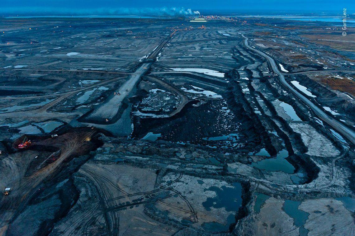 World of tar por Garth Lenz