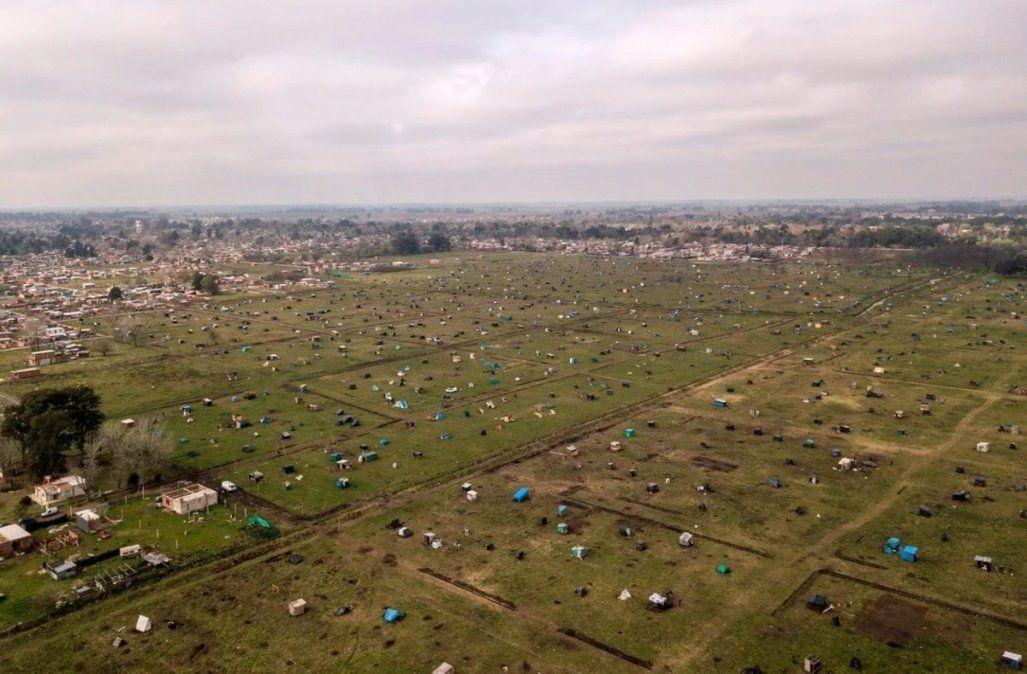 Intendentes del Conurbano repudiaron la toma de tierras: La urbanización debe ser una política de Estado