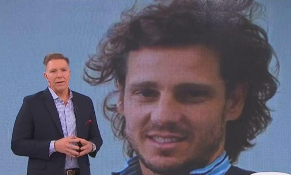 Fantino destrozó a Gastón Gaudio por la muerte de un esquiador en una pista del tenista