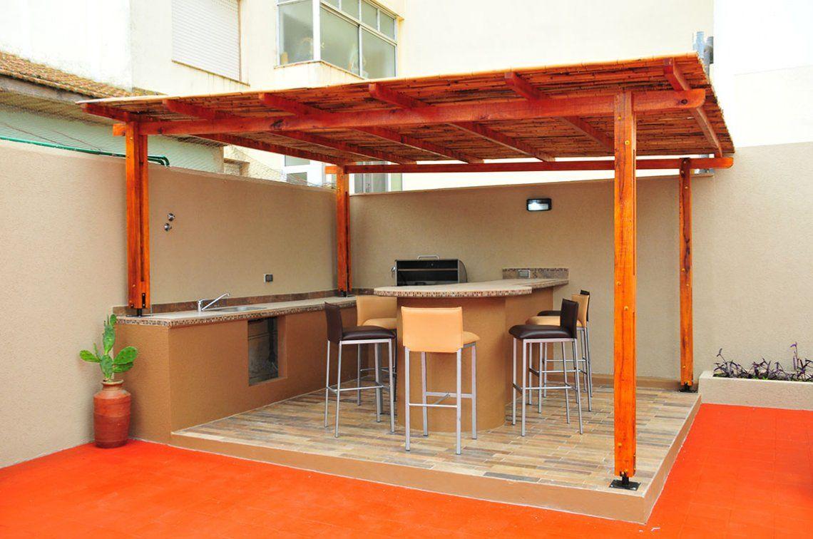 Ciudad: habilitan uso de espacios comunes en edificios, como terrazas, parrillas y lavaderos