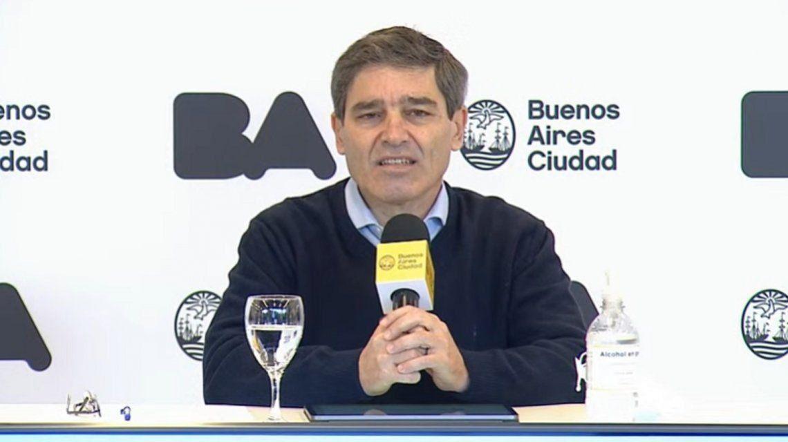 Quirós: Las cifras nacionales son absolutamente preocupantes