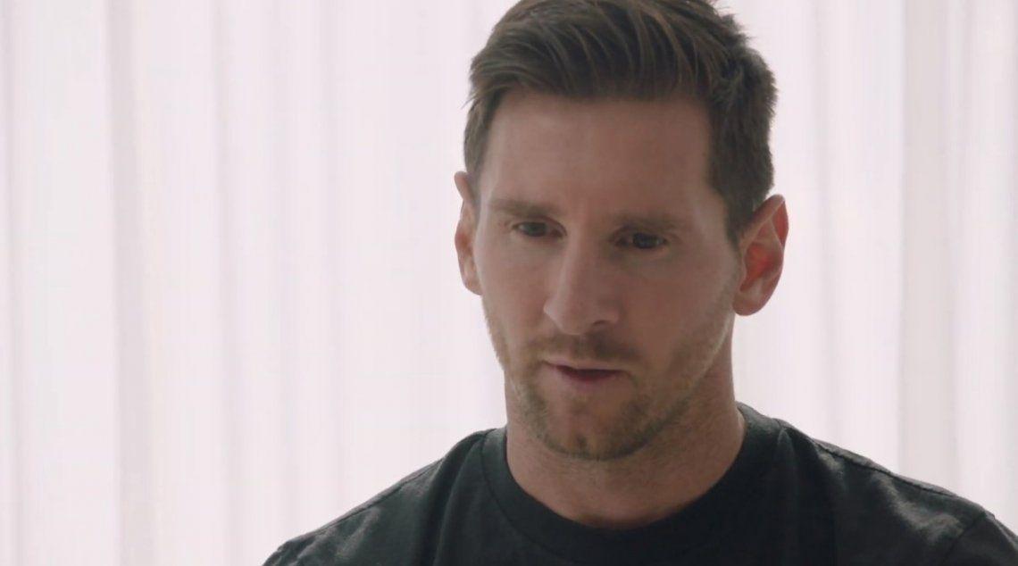 Burofax, enojo y decepción: las diez frases que dejó Lionel Messi