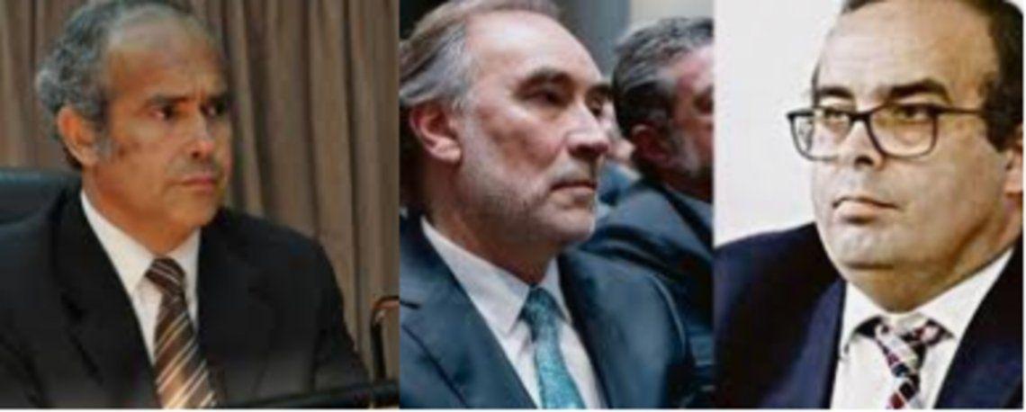 Rechazan los traslados de los jueces Bertuzzi, Bruglia y Castelli