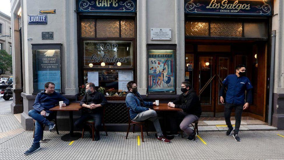 Reaperturas en CABA: bares y restaurantes elevaron su facturación un 45%