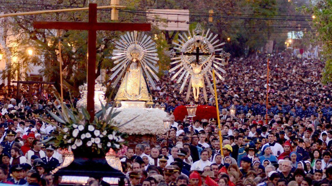 Salta celebra la tradicional Fiesta del Señor y de la Virgen del Milagro