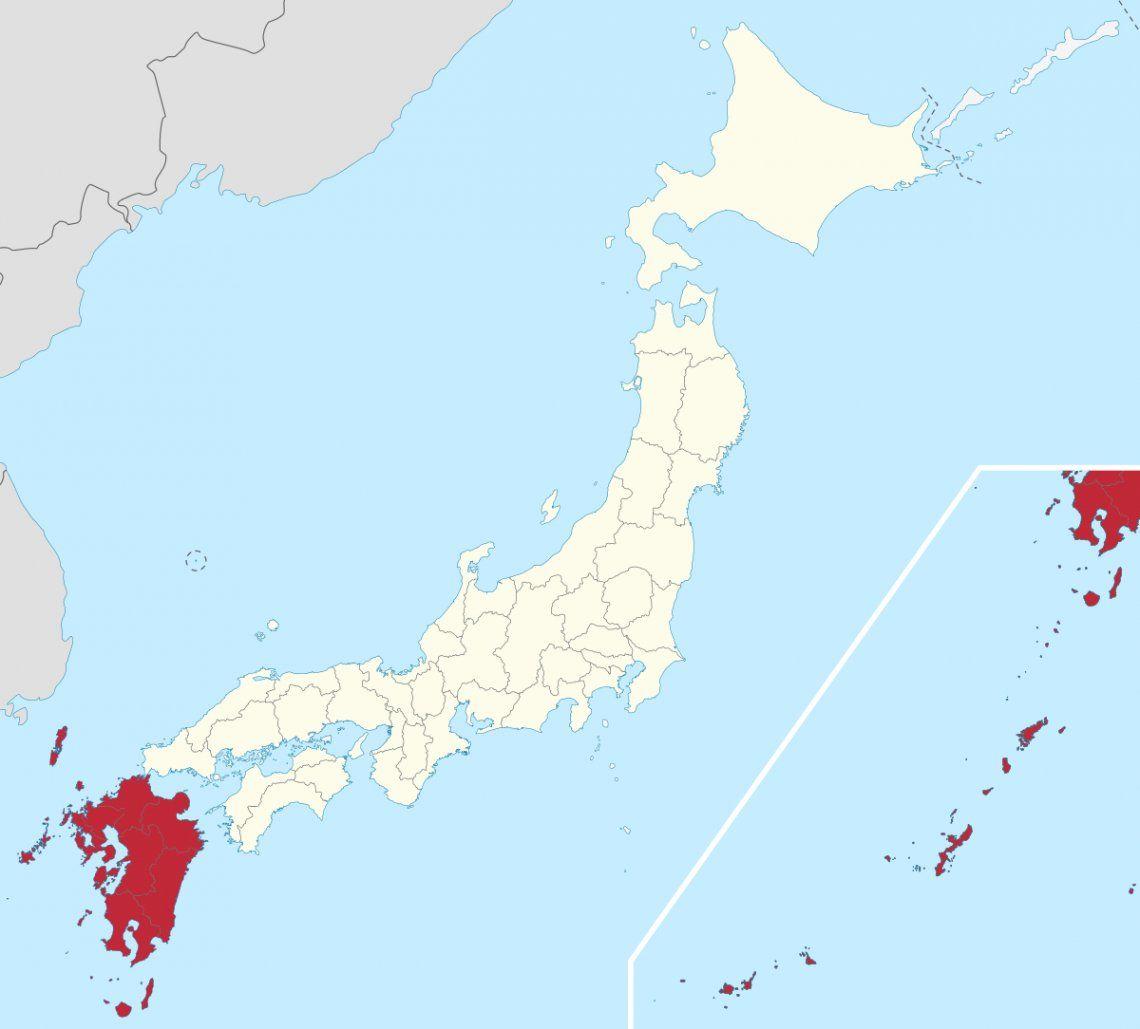 Alerta y evacuación en el sur de Japón ante la llegada de un potente tifón