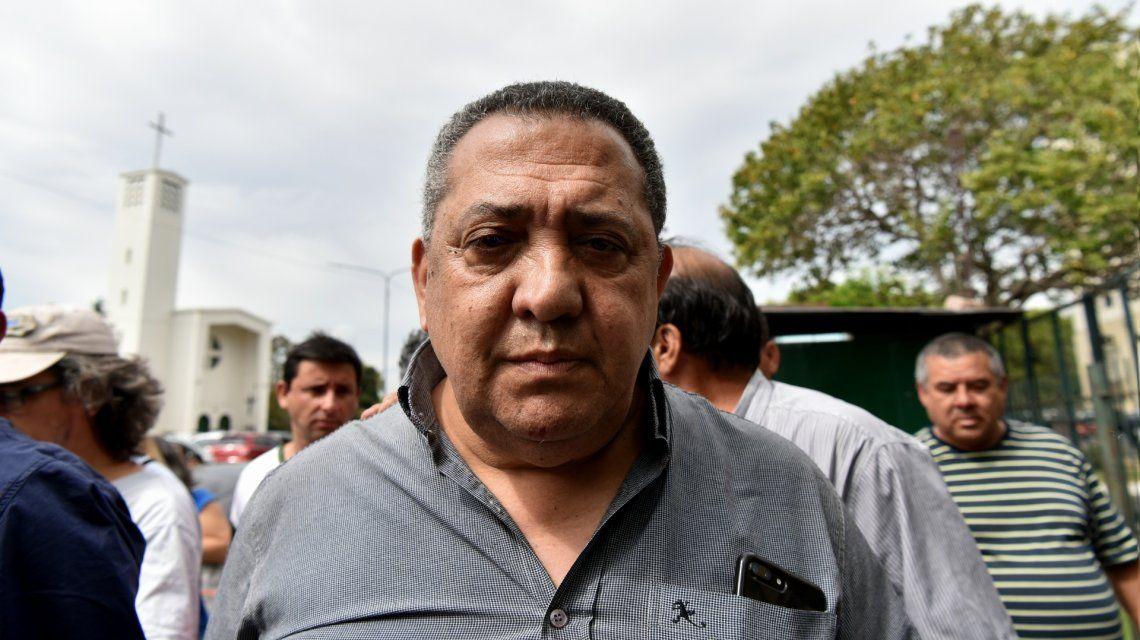 Después de ser beneficiado con la prisión domiciliaria, Luis D´Elia pidió el indulto presidencial