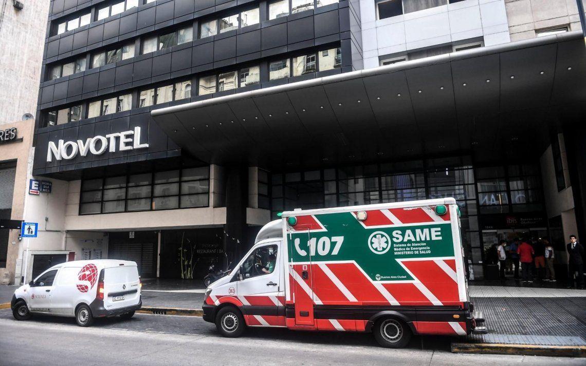 La Ciudad transformó hoteles para que repatriados y contagiados puedan aislarse con asistencia médica
