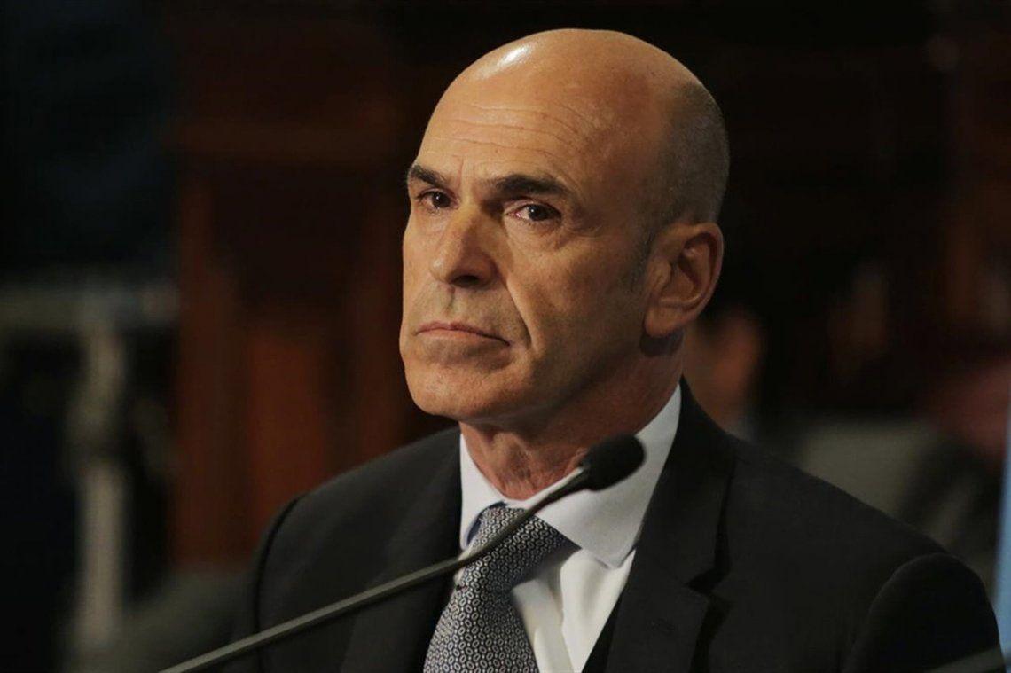 Espionaje ilegal: Arribas apeló la negativa a dejarlo salir del país y la fiscalía se opuso