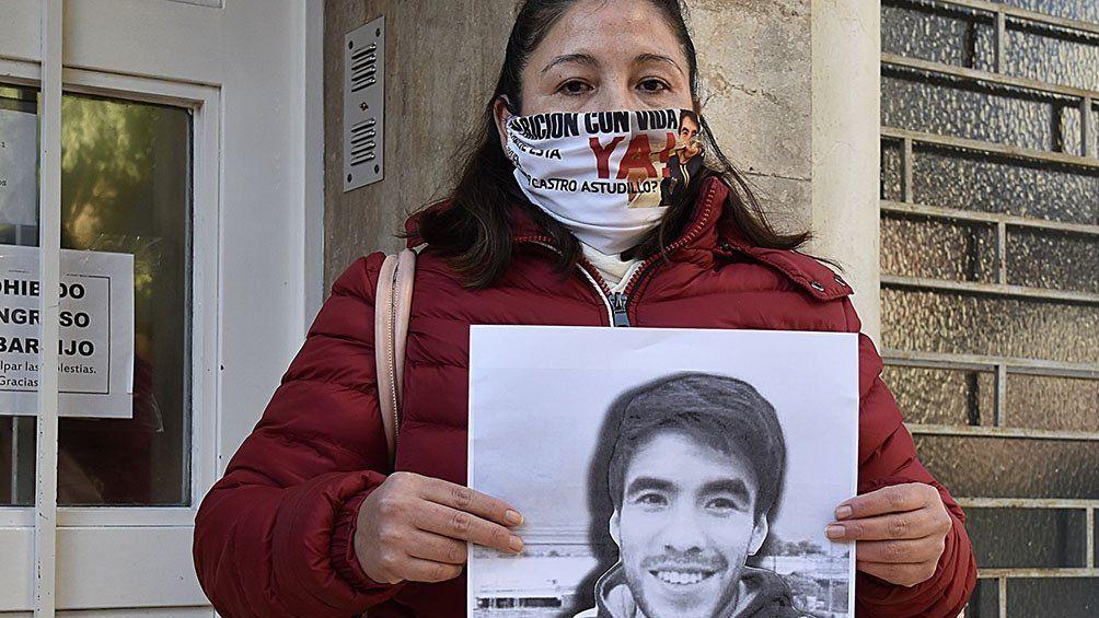 La madre de Facundo Castro declaró por primera vez en la causa por la muerte de su hijo