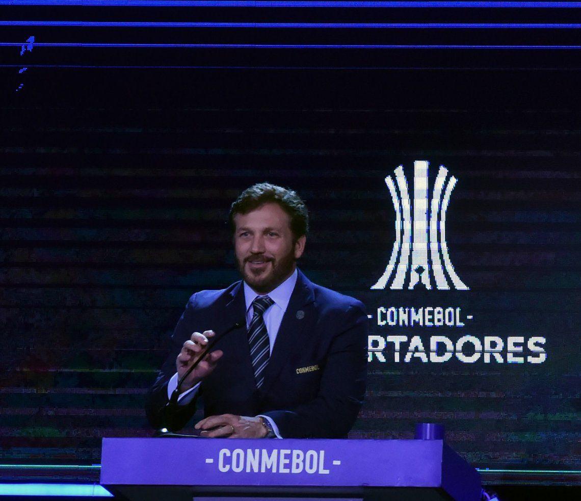 La Copa Libertadores podría terminar como la Champions League