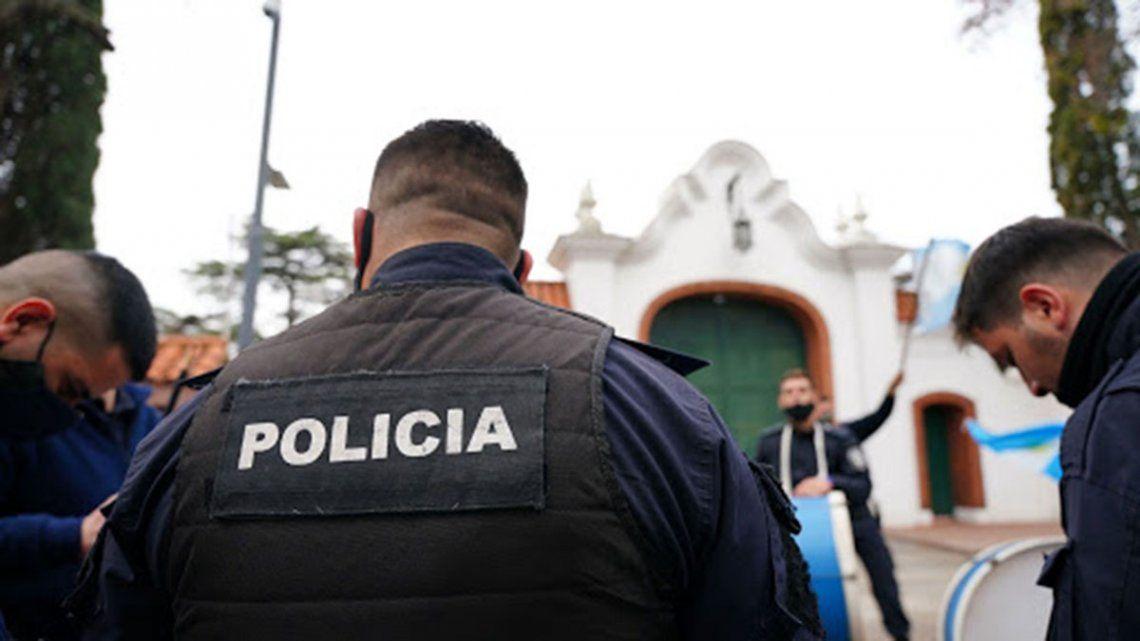 Los diputados del Frente de Todos repudiaron la protesta policial frente a la Quinta de Olivos