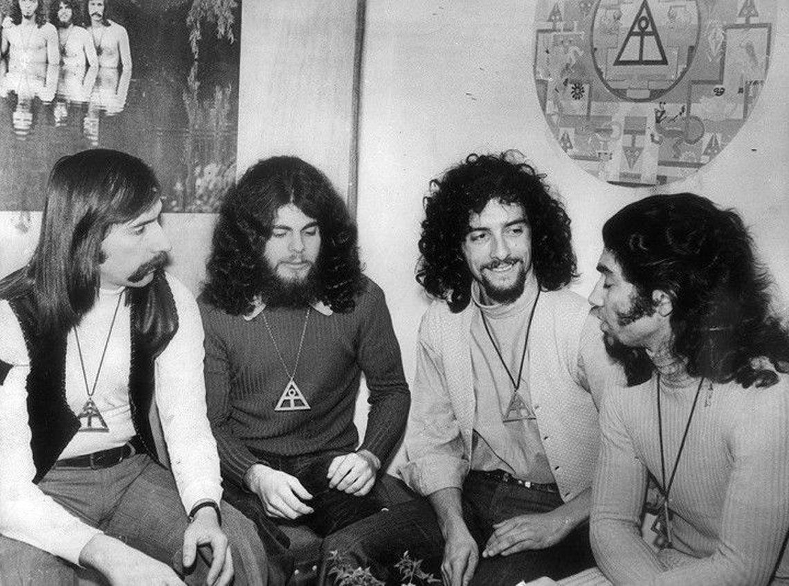 Arco Iris: precursores de un camino diferente entre el rock y el folklore americano