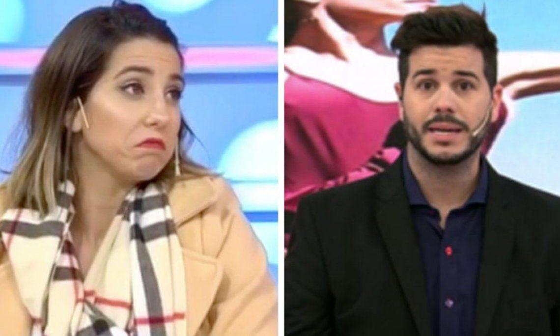 Cinthia Fernández disparó contra Nicolás Magaldi tras su despido: Me da mucha tristeza