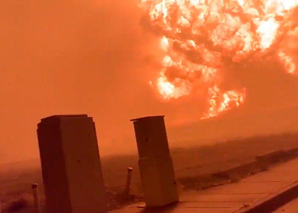 Video impactante: Devastadora ola de incendios en Oregon (Estados Unidos)