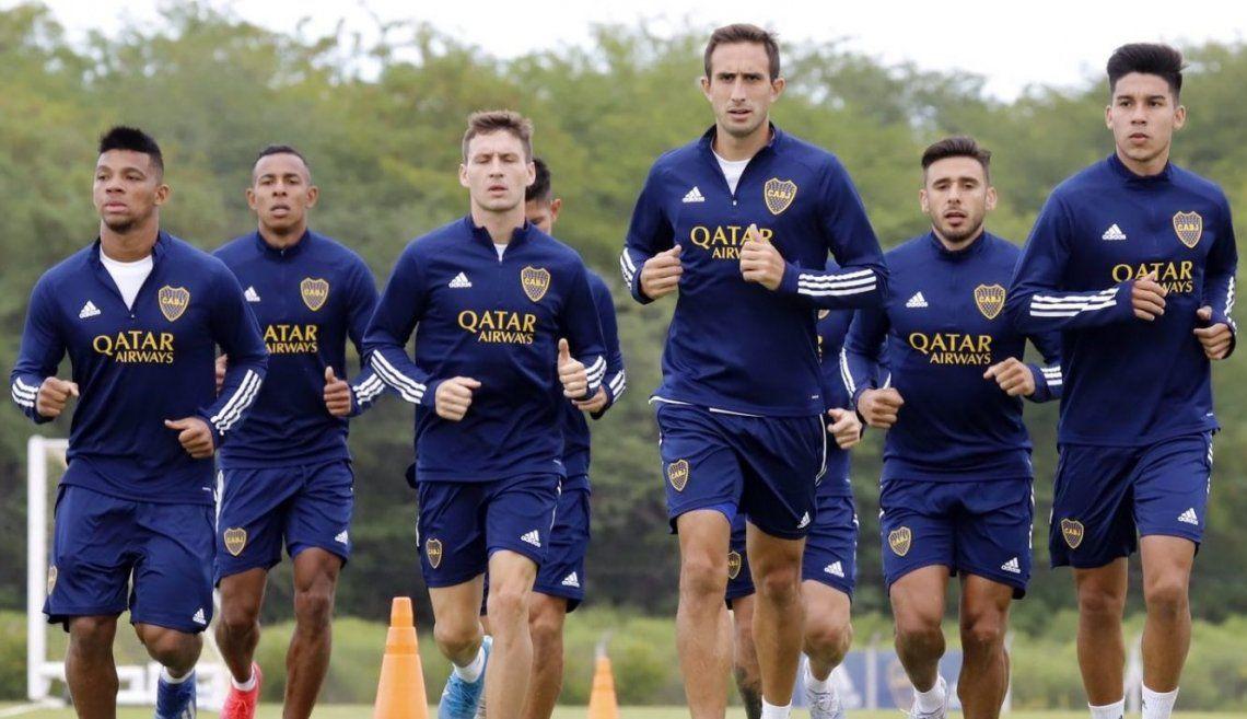 Boca cantó los 40 para la Copa Libertadores