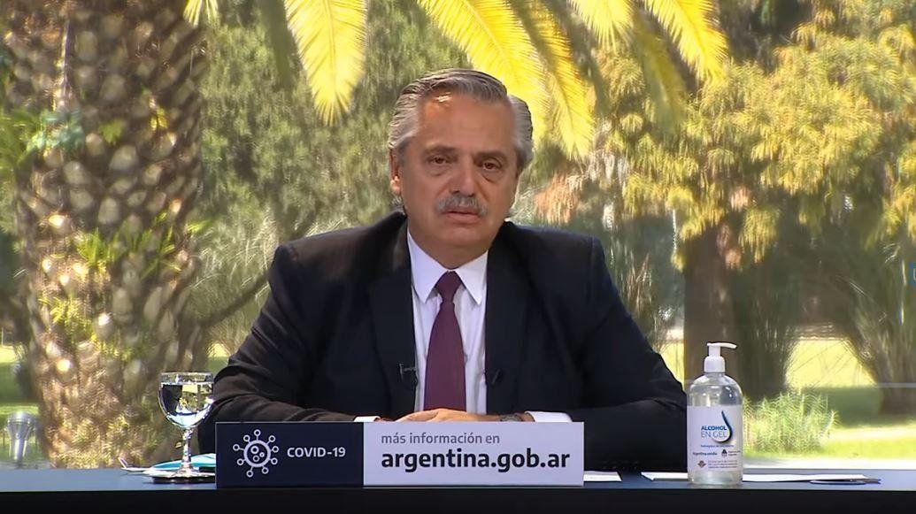 El mensaje del presidente  a Rodríguez Larreta: hay que distribuir los recursos de otro modo