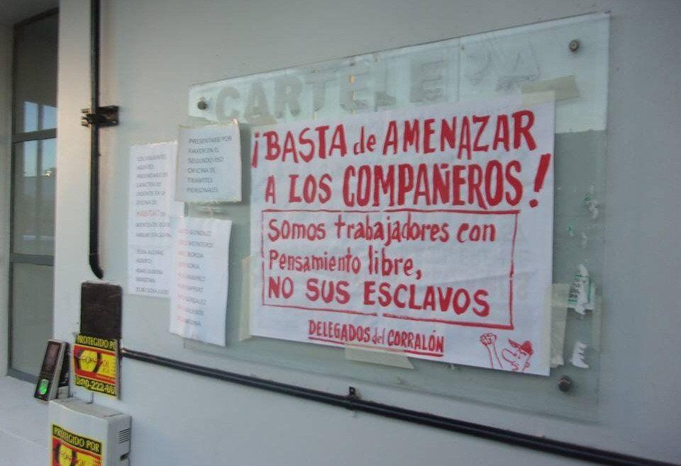 Los municipales reiteraron su pedido a las autoridades municipales de convocatoria a paritarias.