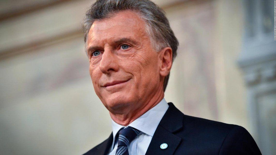Macri vuelve al ruedo político con un ataque al Gobierno