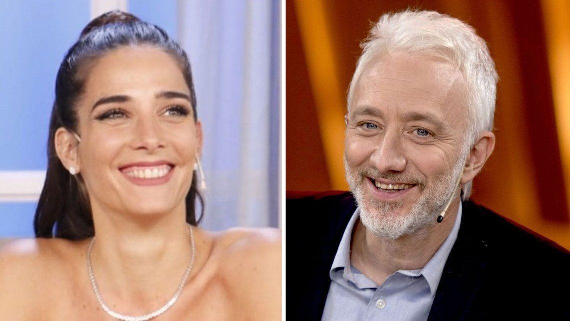 Juana Viale y Andy Kusnetzoff: quién ganó la batalla por el rating del sábado a la noche