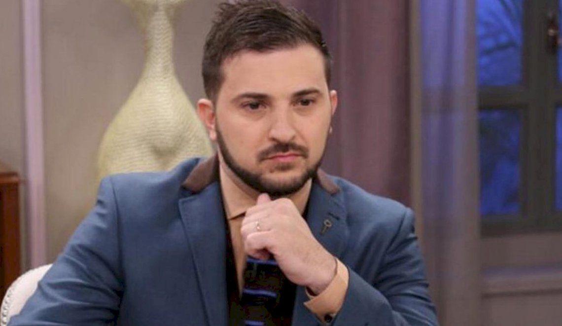 Diego Brancatelli presentó una denuncia por amenazas: Esto no lo voy a permitir