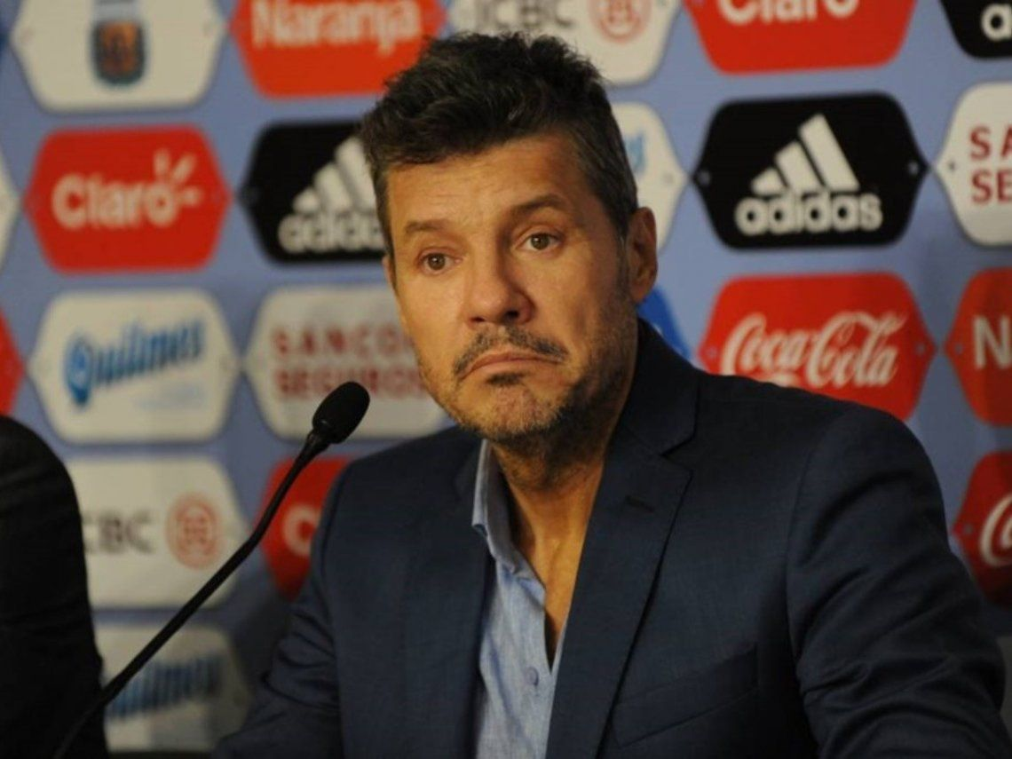 Tinelli: La idea es que el fútbol vuelva entre el 9 y el 16 de octubre