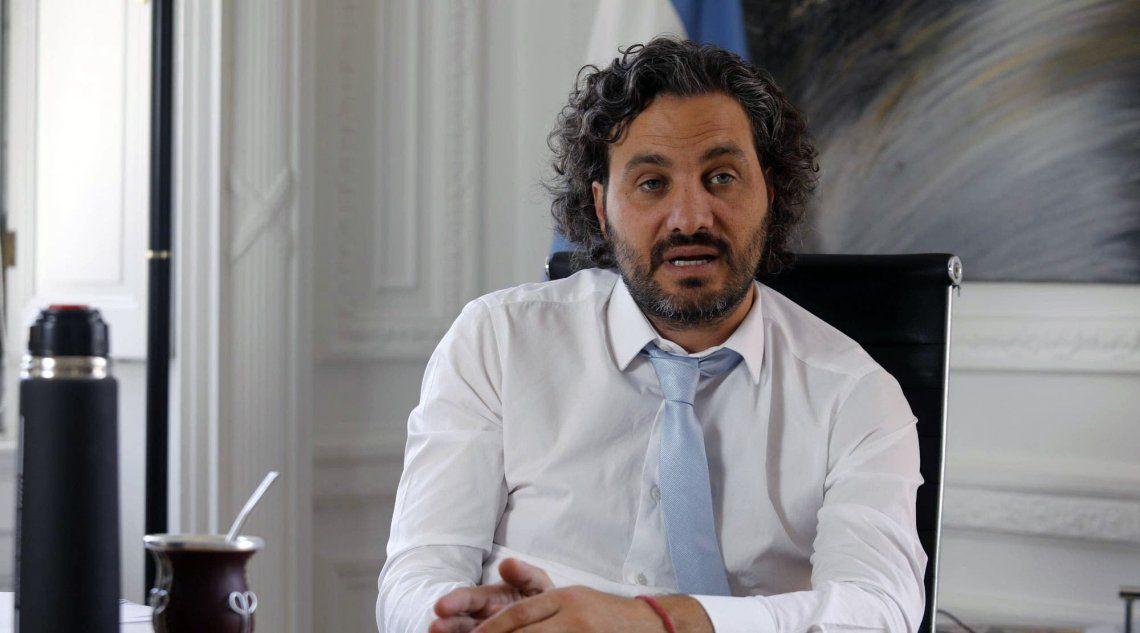 Cafiero, duro contra Macri: La carta parece bajada de una monografía del Rincón del Vago